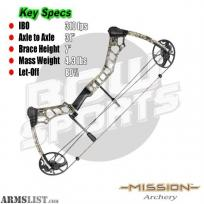 使命暴乱复合弓mission riot Compound Bow
