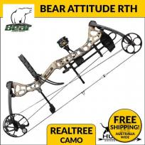熊牌态度复合弓Bear Attitude  Compound Bow